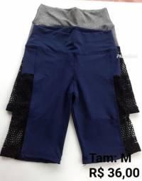 Shorts para malhar