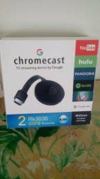 Cromecast Tv Smarttv Netflix Youtube Chromecast