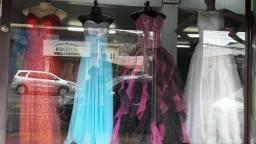 Loja de aluguel de roupas para festas e casamentos