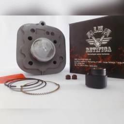 "Cilindro Motor Cg125 99 ""4mm"" Retpins C Ressalto"