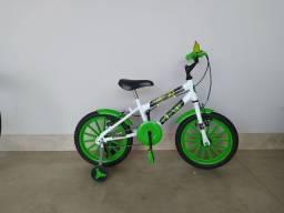 Bicicleta infantil hulk