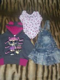Torrando roupa infantil COM BRINDE