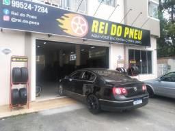 4 pneus 255/50/19  continental