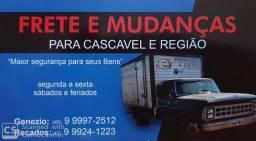 FRETE E MUDANÇAS - CASCAVEL E REGIÃO