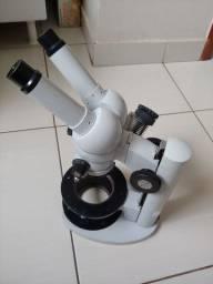 Lupa estereoscópica estéreo Microscópio Carl Zeiss para eletrônica