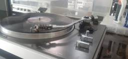 Lindo Toca disco Gradiente DD-100Q (Revisado)!