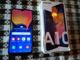 Samsung A10 normal 32gigas