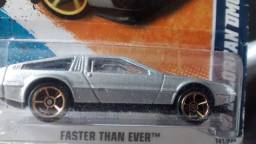 Hot Wheels Delorean Dmc 12