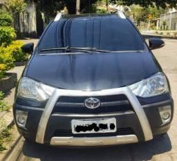 Toyota Etios Cross 1.5 Flex 2016 único dono 52.000 Km