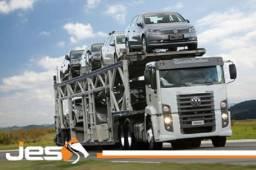 Transporte de Veículos em Caminhão Cegonha