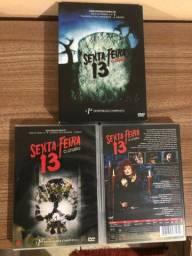 Coleção DVD Seriado Sexta Feira 13 O Legado