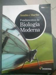 Fundamentos da Biologia Moderna - Volume Único - Usado