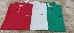 Combo Camisa Pólo Aeropostale masculina Original