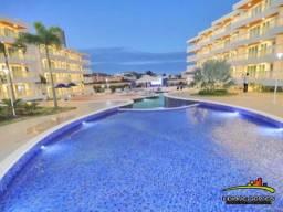 Apartamento na Praia de Porto das Dunas, 3 Quartos