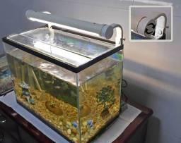 Luminária Led para aquário - 60 cm - 13 w