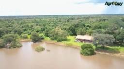 Vende-se fazenda com 593 alqueires localizada no município de Cocalinho MT