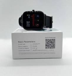 Smartwatch colmi p8 novo lacrado ACEITO CARTÃO