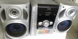 Aparelho de som Panasonic