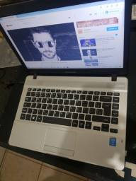 Notebook sansung core i3