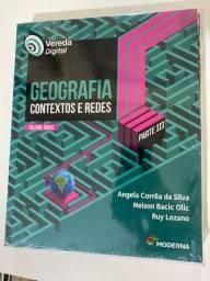 Box Livro Geografia