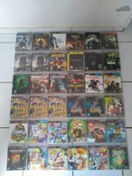 Jogos PlayStation 3 (leia a descrição)