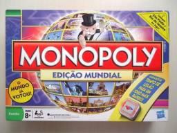 Jogo tabuleiro Monopoly Edição Mundial