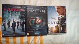 DVDs originais ficção científica