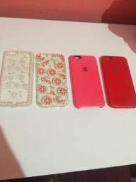 4 case para IPhone 6s