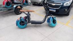 Scooter elétrica 1500w r$6399