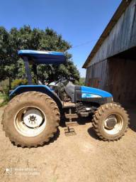 New Holland TL 75 plataformado