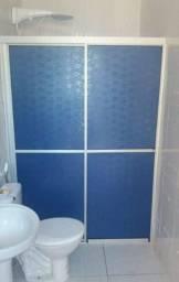 Box de banheiro de acrílico 1.00×1.90