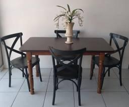 Mesas e cadeiras * novas NF