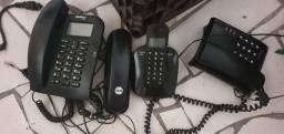 Telefone fixo e interfones