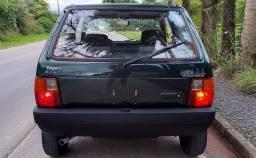 Fiat Uno Mille Eletronic 1994 Único Dono Raridade