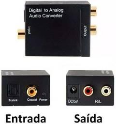 Conversor de áudio digital