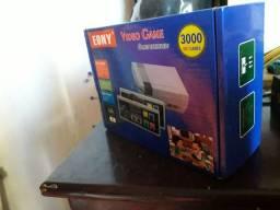 Vídeo game com 3000 jogos