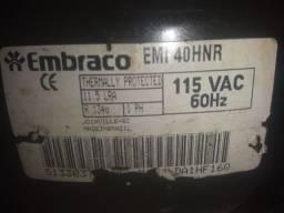 Motor Embraco 110W - Geladeira