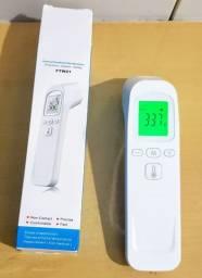 Termometro Digital Infravermelho Temperatura Corporal