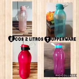 Ecos 2 litros Tupperware
