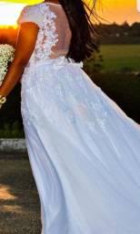 Vestido de noiva n °38