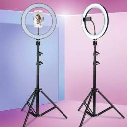 Ring Light Grande 36cm (Blogueiras, YouTube, Tumblr)