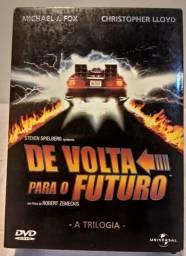 Dvdv De volta para o Futuro - Trilogia
