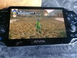 Ps Vita desbloqueado com jogos