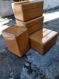 Caixas de isopor 120 litros