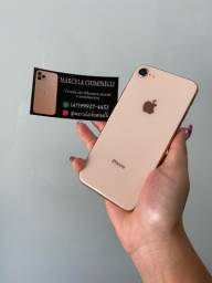IPhone 8 64gb zero 3 meses de garantia