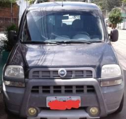Fiat Doblo 1.8 adventure 2007