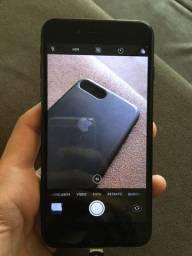 IPhone 7 Plus preto 32gn