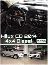 Hilux 4X4 - Alfa Veiculos