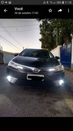 Corolla gli multi drive 2018 impecavel