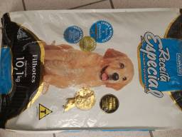 Ração pra cachorro filhotes Receita especial filhotes 10kg